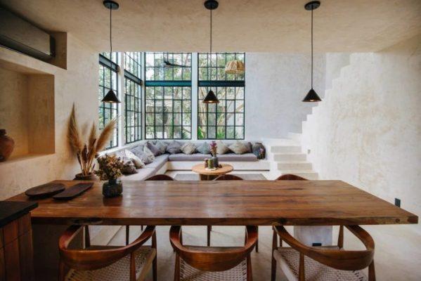 Một kiến trúc đẹp không thể thiếu một không gian nội thất đẹp, Được sắp xếp công năng hoàn hảo đảm bảo thẩm mỹ cao, hợp phong thủy mang lại trải nghiệm tốt cho bạn.