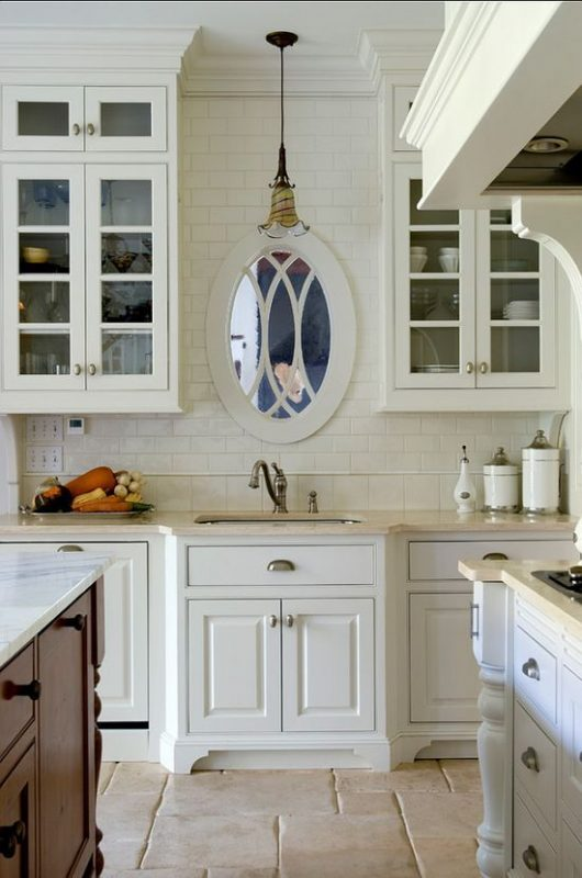 10 mẫu gương cho nhà bếp của bạn