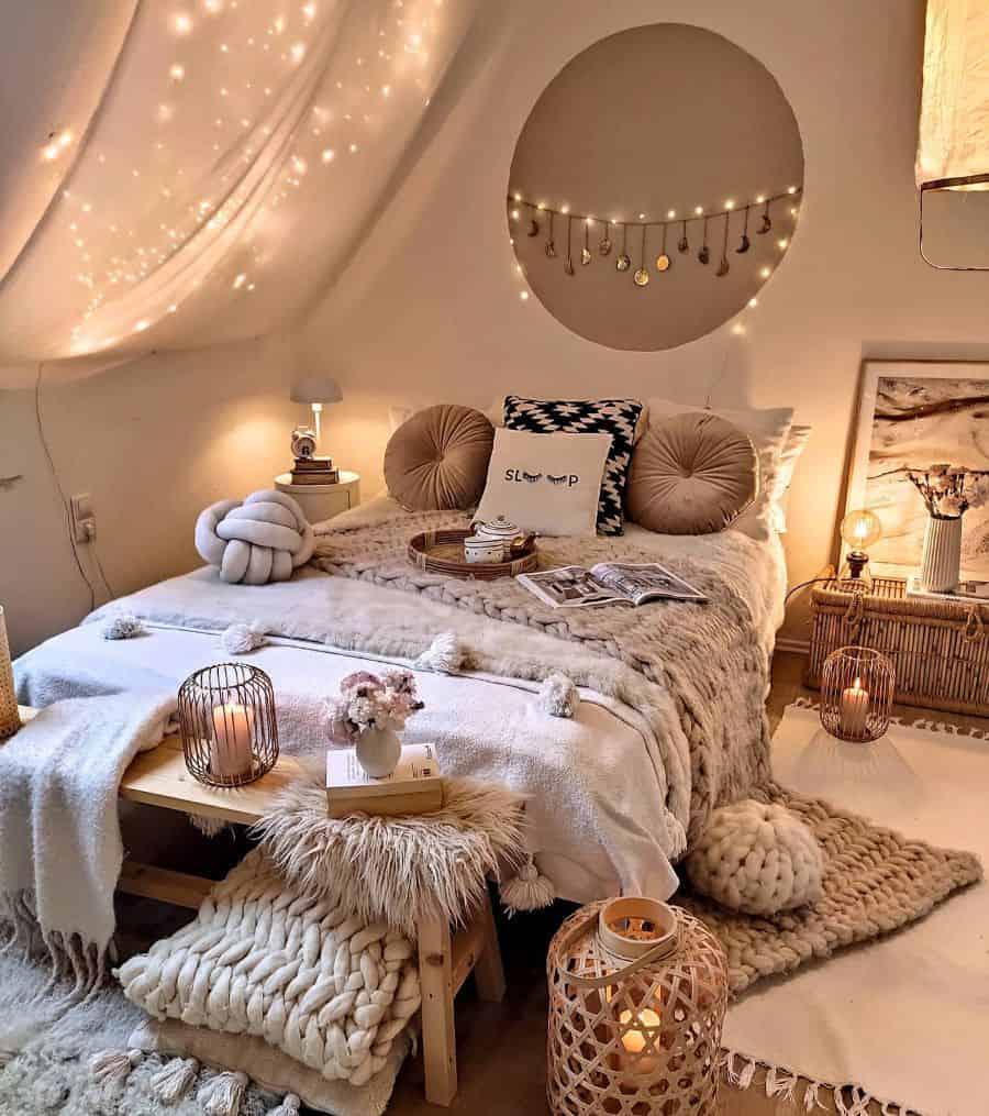 Làm Ấm Phòng Ngủ