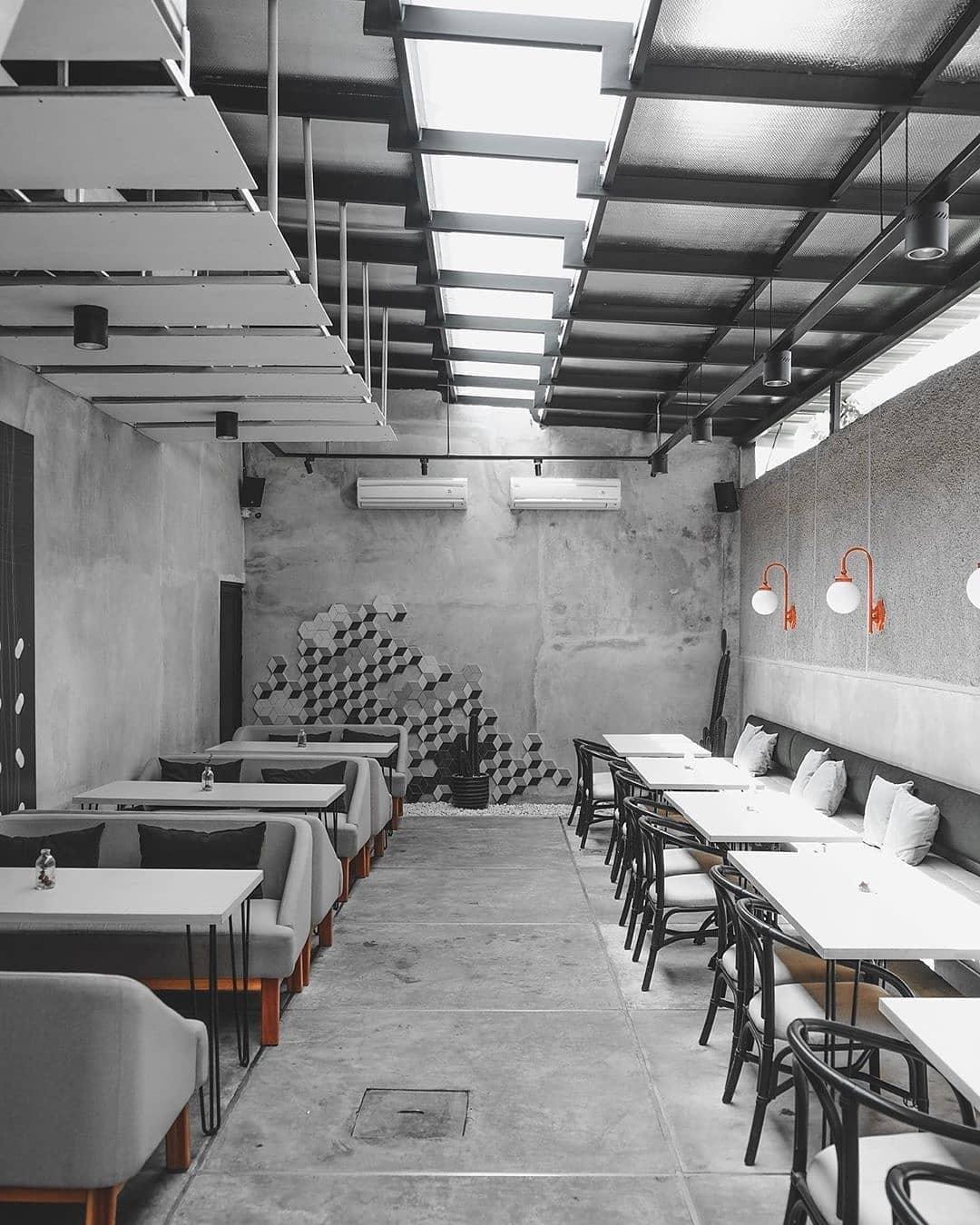 Cách Trang Trí Tường Quán Cafe