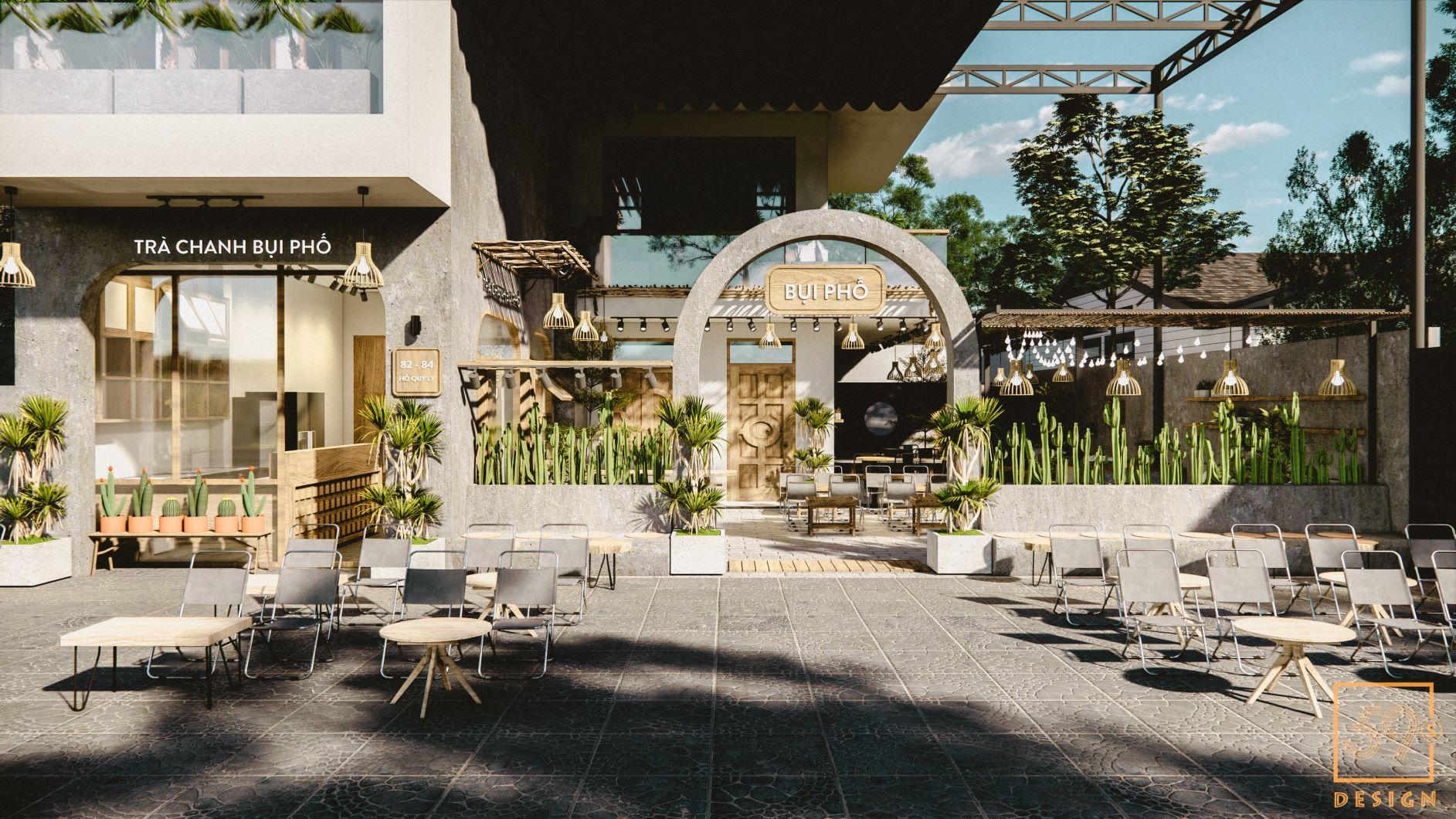 Cải Tạo Nhà Thành Quán Cafe Đà Nẵng