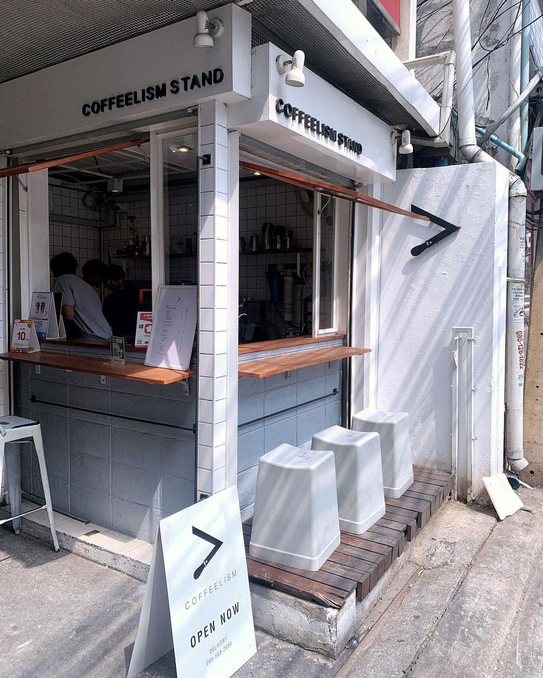 Thiết Kế Quán Cafe Take Away Đà Nẵng