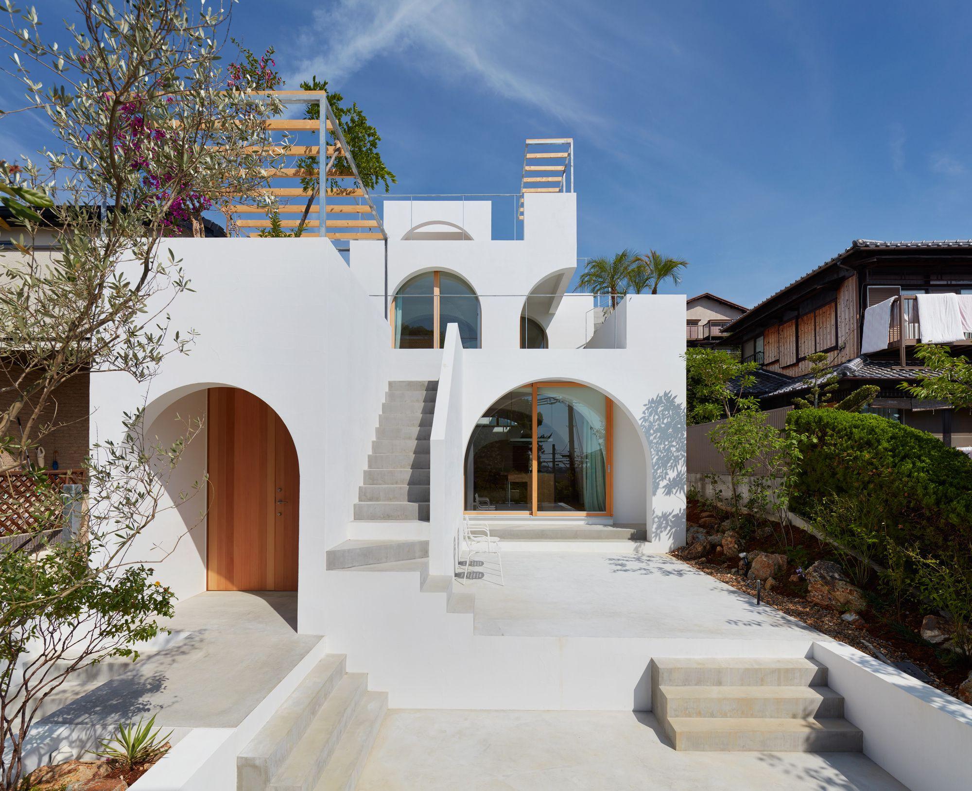 Nhà Ở Phong Cách Địa Trung Hải