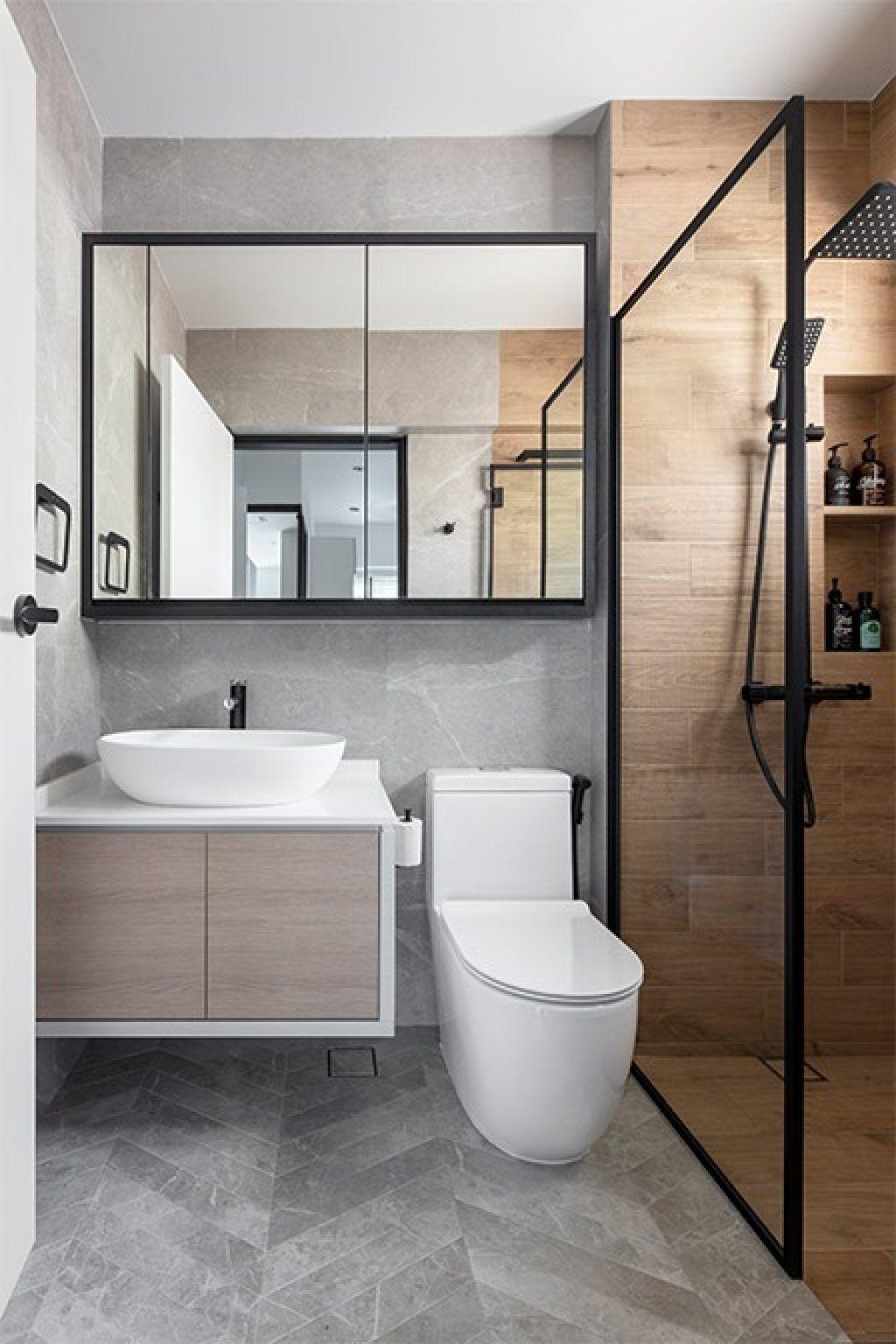 Mẫu Tủ Phòng Tắm