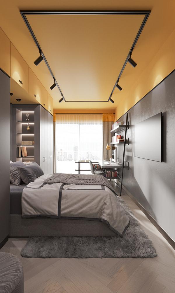 đèn chiếu sáng phòng ngủ
