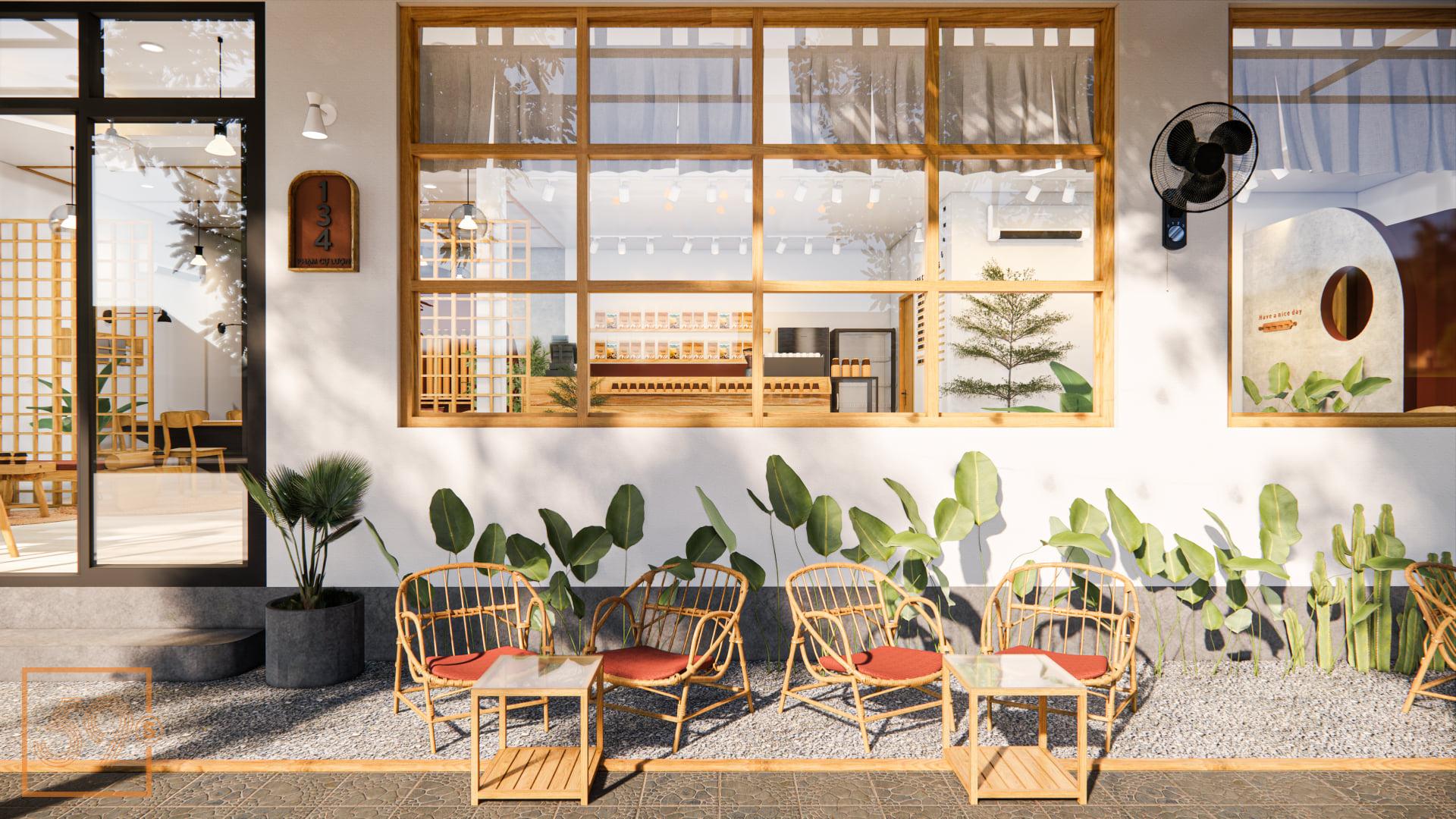 Trang Trí Quán Cafe Đà Nẵng
